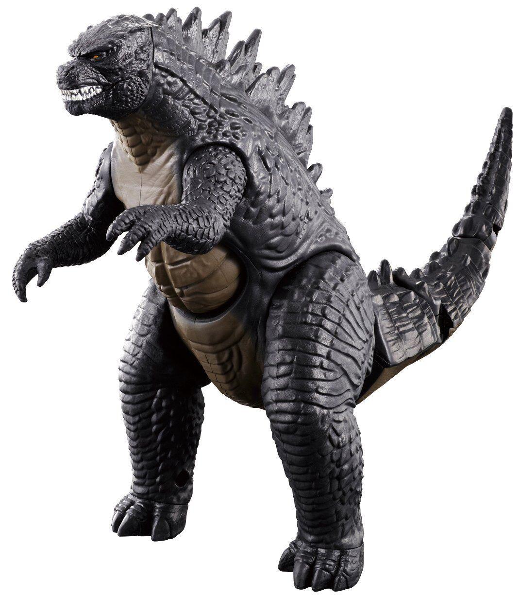 Nuevo Flashy Rampage  Godzilla 2014 Hollywood Bandai Cola Ataque de Japón F   S