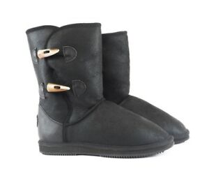 Classic-High-Ugg-Boot-039-Kakadu-039-Genuine-Australian-sheepskin-Outdoor-sole