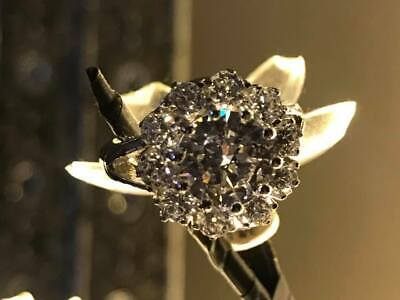 Phantom of the Opera Ring Christine Engagement Best Replica Available Size 8 NWT