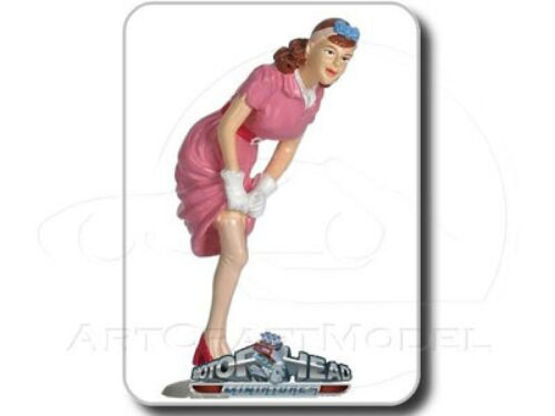 Motorhead 342 Trixie pink 1:24