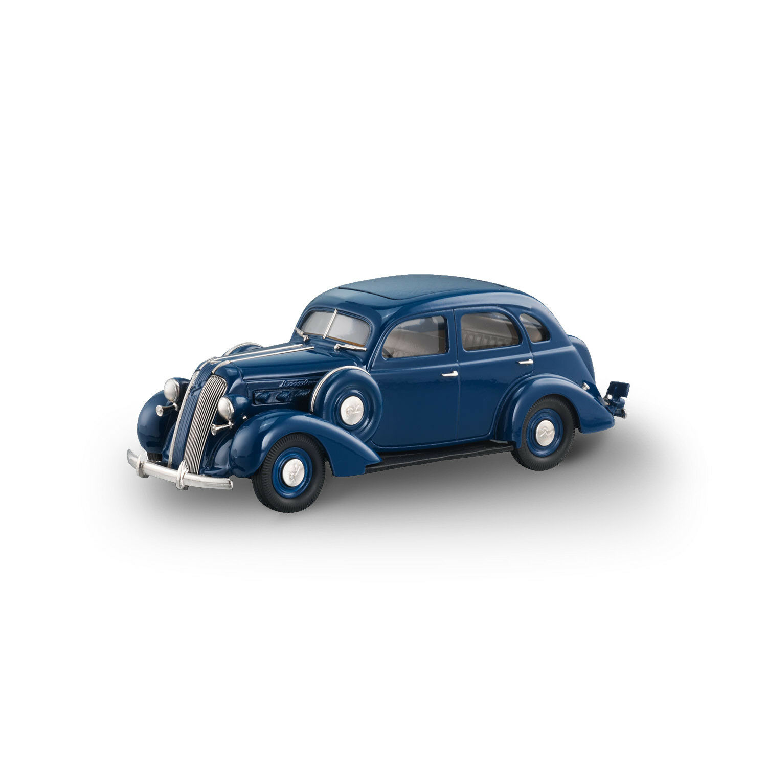 Brooklin Models 1937 Graham Supercharged 116 4-dr Sedan - BML15