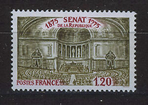 FRANCIA-FRANCE-1975-MNH-SC-1434-Cent-of-the-Senate-of-the-Republic