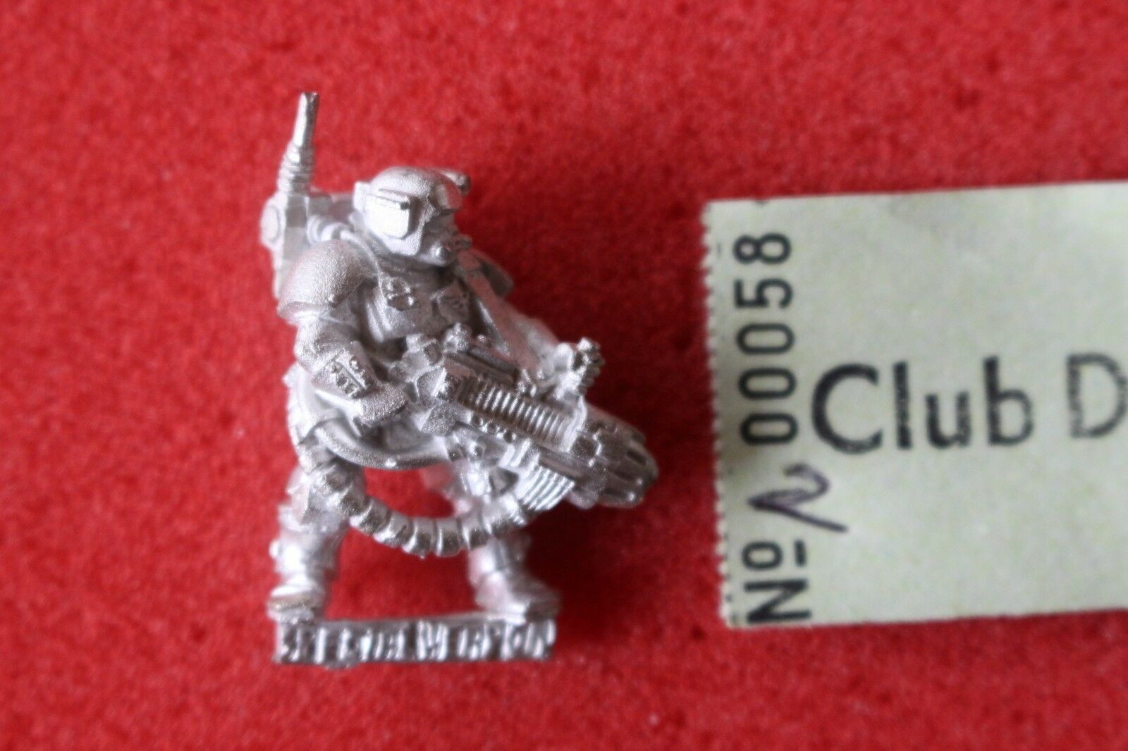 Games Workshop Warhammer 40k Kasrkin Stormtroopers Plasma Gun Special Weapon New