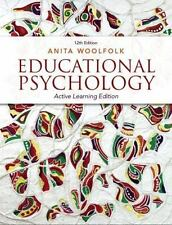 Educational Psychology Active Learning Edition by Anita Woolfolk