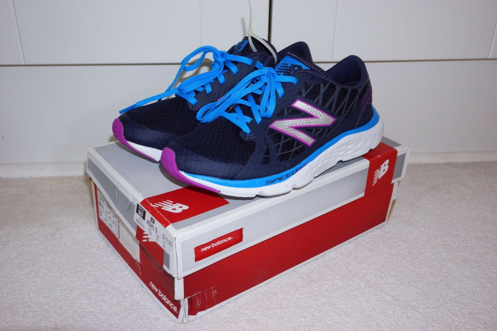 New Balance Women's Running shoes W690GS4 US Size 8.5 [NEW]