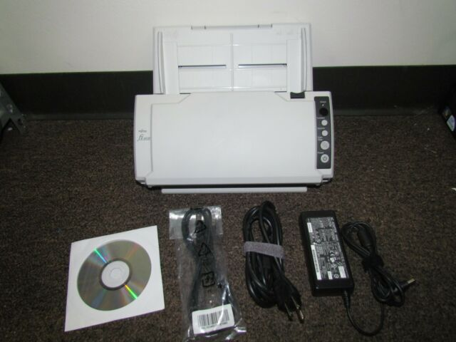 Fujitsu fi-6110 Document Scanner PA03607-B005 -COMPLETE--Great condition LOW P/C