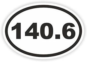 Ironman-140-6-millas-Oval-pegatina-Correr-Nadar-Paseo-En-Bicicleta-Carrera-226-0-Km