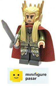 lor079-Lego-The-Hobbit-79012-Thranduil-Minifigure-w-Sword-New