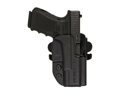 Comp-Tac C241GL052RBKN International OWB Glock 19 Gen 5 Pistol Holster