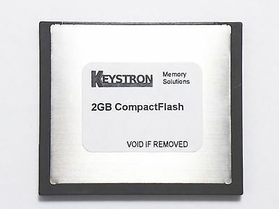 2GB Compact Flash Card for Roland SP-555 SP555 Sampler