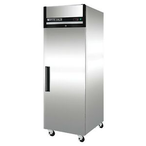 MAXX-COLD-Commercial-NSF-Single-1-Door-Upright-Reach-In-Refrigerator-Cooler-23cf