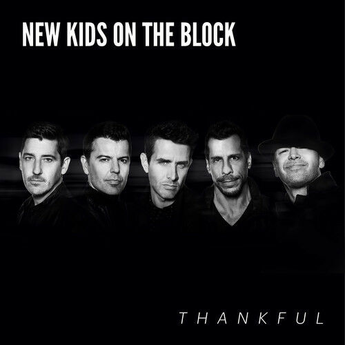 New Kids on the Block - Thankful [New CD] Extended Play