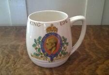 China mug commemorating the coronation of H M King Edward V111 - May 1937