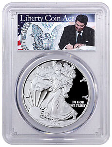 2017-W-American-Silver-Eagle-PCGS-PR70-DCAM-FS-Liberty-Coin-Act-Label-SKU47022