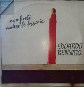 VINILE-LP-EDOARDO-BENNATO-NON-FARTI-CADERE-LE-BRACCIA-33-GIRI-ORL-8039-NM