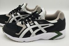 Asics Gel DS OG Lace Up White Synthetic Leather Mens