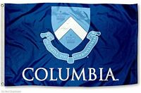 Columbia Lions University Large College Flag, New, Free Shipping on Sale