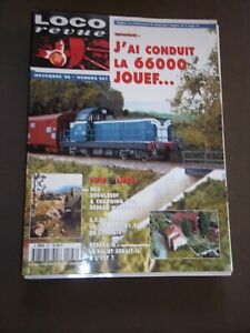 Agressif Loco Revue, No 597 (1996) Modelisme / Train / Chemin De Fer / Maquette / Reseau