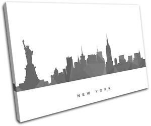 New york city manhattan 1 wtc skyline toile murale art photo print 76x50cm