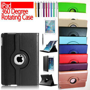 New-iPad-360-Shockproof-PU-Leather-Stand-Case-Cover-For-Apple-iPad-All-Models