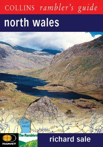 Collins Rambler's Guide - North Wales By Richard Sale