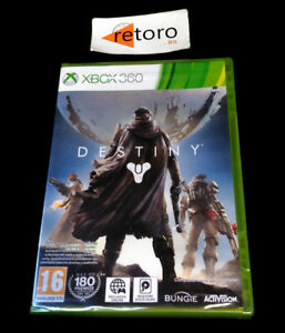 DESTINY-Xbox-360-PAL-Espana-Castellano-NEW-Nuevo-Precintado-xbox360
