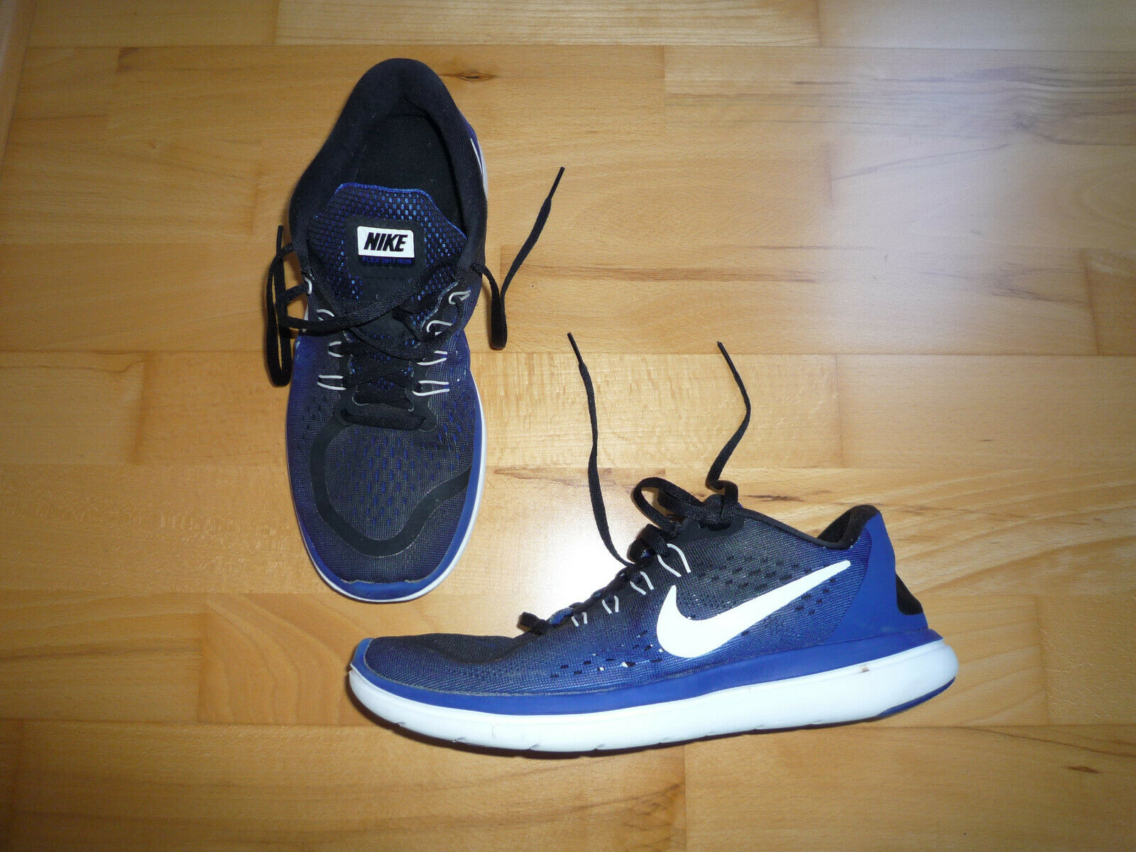 NIKE Free Run 2 TOP Zustand, coole Farbe Gr. 43 US 9,5 UK 8,5