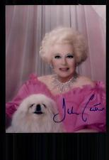 Barbara cartland foto original firmado # bc 30781