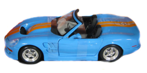 1 18 scale Shelby Series 1 Congreenible (bluee)  Special Edition  Maisto Diecast