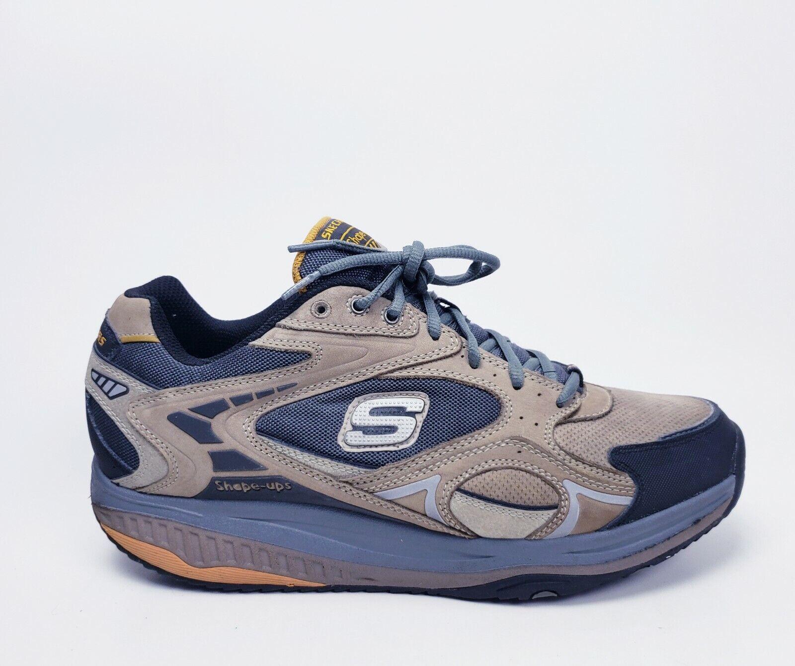 7a7b79e9bba Skechers Shape-Ups XT Rendition 52007 Cuero Cordones Para Caminar Zapatos  trabajo 11.5 de Con nwbbpk1891-zapatos nuevos
