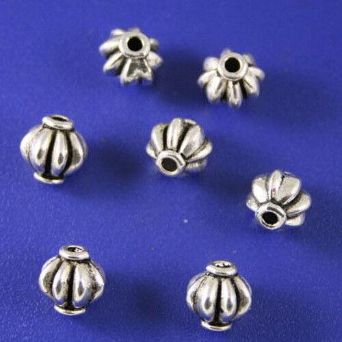 26pcs Tibetan Silver lantern Jewelry Beads h0638
