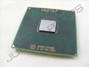 Intel-Core-2-Duo-de-P8400-Procesador-CPU-3m-2-26ghz-1066mhz-SLGFC-HP-Compaq