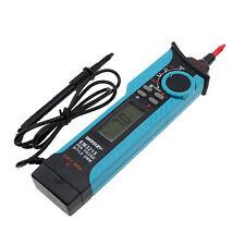 Digital Multimeter Pen Probe Type Logic Level Electric Test Backlight Cat Ii Dmm