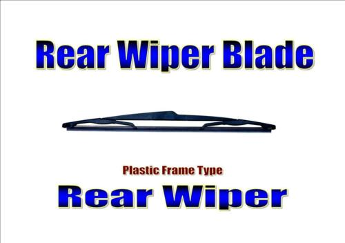 Rear Wiper Blade Back Windscreen Wiper For Mazda 6 Estate 2002-2016