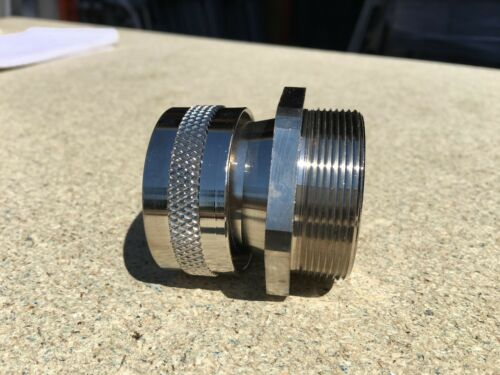 M40 Flexible Steel Conduit Kopex Gland Fixed 40 mm