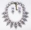 Women-Fashion-Bib-Choker-Chunk-Crystal-Statement-Necklace-Wedding-Jewelry-Set thumbnail 62