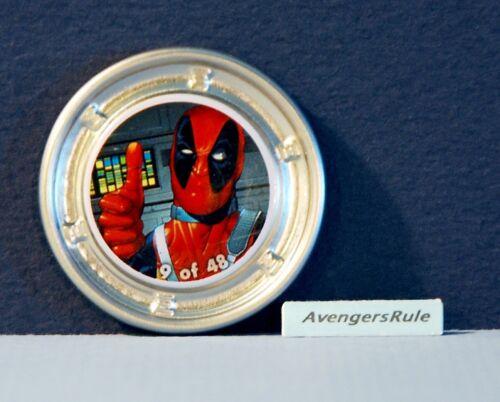 Marvel Hubsnaps #9 Deadpool Approves Common