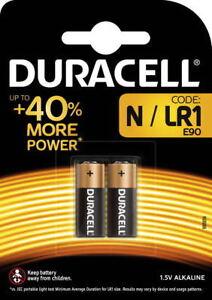 60x-DURACELL-N-LR1-E90-MN9100-alcaline-pile-a-bottone-da-2-pz-x-30-BLISTER