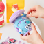 miniature 8 - Official BTS BT21 Baby Boucle Bubble Tea Bag Cham Doll +Freebie+Tracking KPOP