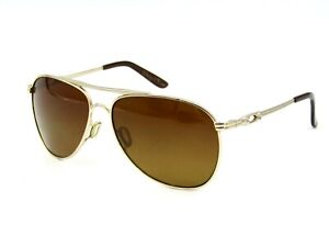 Oakley DAISY CHAIN OO4062-12 Women's Polarized Aviator Sunglasses, 60mm #10H