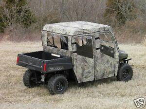 FULL-CAB-for-existing-Windshield-Polaris-Ranger-034-CREW-034-UTV-Enclosure-New