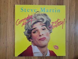Steve Martin Comedy Is Not Pretty 1979 VG+ Vinyl LP VG+ Gatefold Record Cover