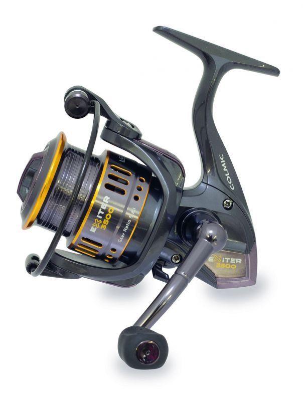 Colmic mulinello mulinello Colmic Exiter 6+1BB mare pesca nuovo per tutti i tipi di pesca fdf45c