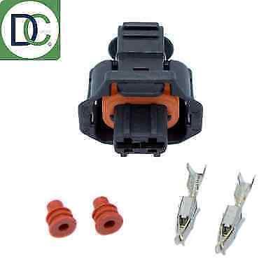 Iniettore Opel Spina Connettore 2 Pin Per Bosch Common Rail Diesel Iniettori