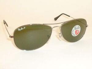 b3890554a0e Image is loading New-RAY-BAN-Sunglasses-COCKPIT-Gunmetal-Frame-RB-