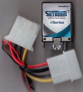 Image Is Loading INNODISK SATADOM I100 8GB SATA FLASH SSD MODULE