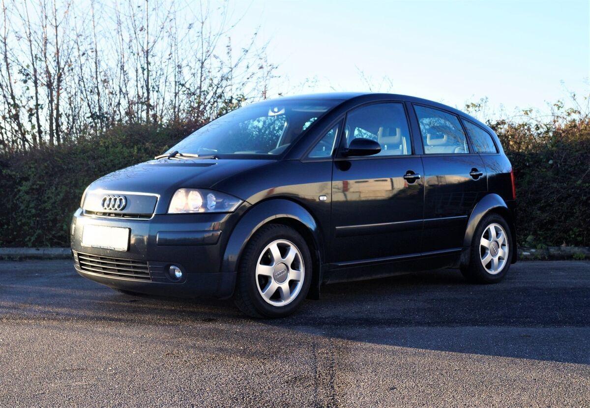 Audi A2 1,4 TDi Diesel modelår 2000 - dba.dk - Køb og Salg ...