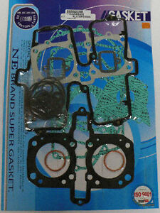 KR-Motorcycle-engine-complete-gasket-set-for-KAWASAKI-EN-500-90-04-new