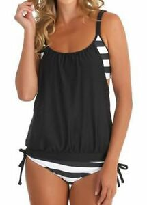 Women-bathers-size-8-10-12-14-16-18-tankini-slimming-bathers-swimwear-swimmer