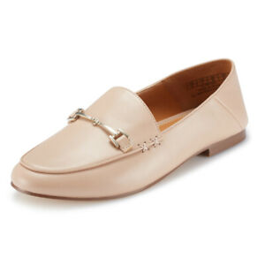 JENN-ARDOR-Women-039-s-Pink-Flats-Fashion-Penny-Loafers-Slip-On-Comfort-Office-Shoes